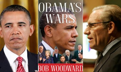 Bob Woodward obama's war