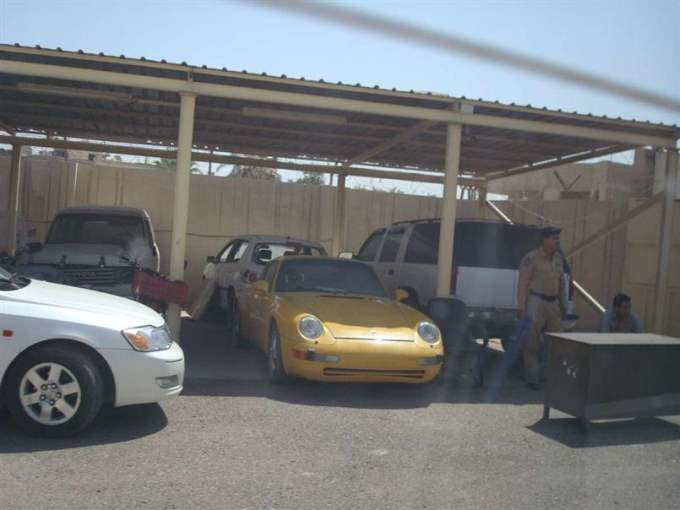 The Lost Car Collection Of Uday Hussein Viewstorm