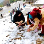 Margalla Hills see snow for first time in 10 years
