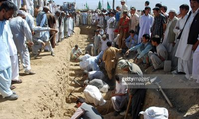 Mass Grave Pakistan
