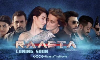 "Sahir Lodhi's upcoming new film ""Raasta"""