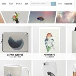 This Society6 Artist Offers Stunning Products From Her Conceptual Art