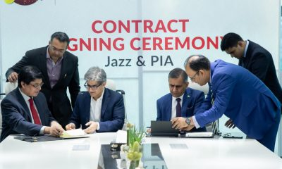 Jazz and PIA team up to Assist